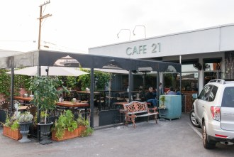Cafe 21 University Heights in San Diego CA