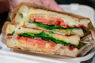 Grater Grilled Cheese B.A.T grilled cheese San Diego birthday deal