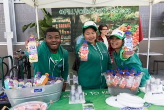 Naked Juice reps to fill your cart for good at Taste of North Park