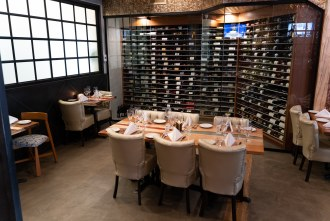 Wine and dine at Butcher's Cut in San Diego