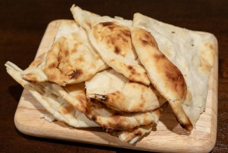 Classic Naan from Charminar Indian Restaurant in San Diego
