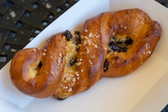 Chocolate Twist from French Oven bakery in San Diego