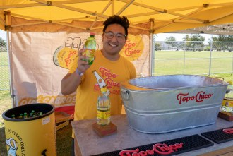 Topo Chico at San Diego Reader Brunch and Booze
