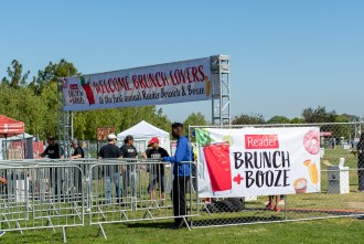 San Diego Reader first annual Brunch and Booze
