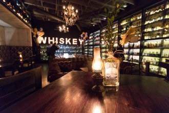 The Whiskey House in downtown San Diego California