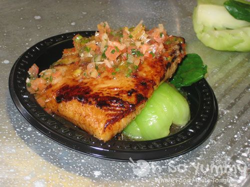 Roy S Japanese Misoyaki Butterfish With Sizzling Soy Vinaigrette Recipe Oh So Yummy
