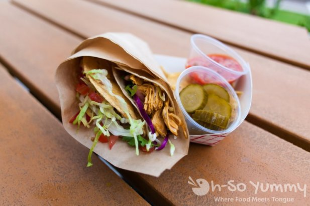 Root Cellar Company - bubba taco and chicken taco & Root Cellar Catering Company | Oh-So Yummy