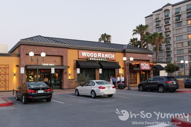 Wood Ranch BBQ and Grill in Mission Valley San Diego - Wood Ranch BBQ & Grill (Mission Valley) Oh-So Yummy