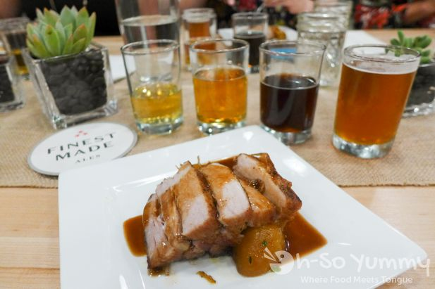 Blog oh so yummy finest made ales food and beer pairing forumfinder Choice Image