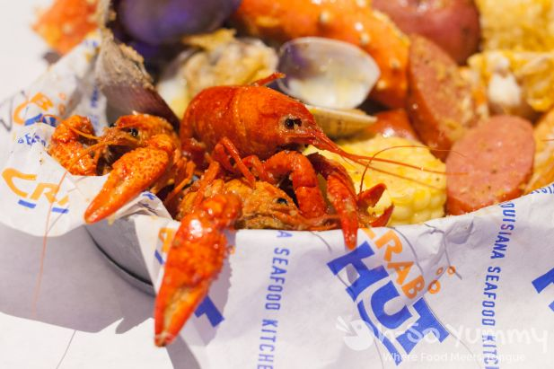 Crab Hut - Seafood Bucket