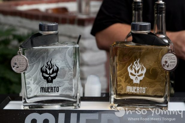 Spirits of Mexico Tequila Trail Muerto tequila