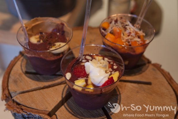 Comun Kitchen and Tavern - Acai bowls