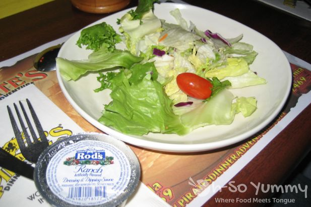 Tossed Garden Fresh Salad