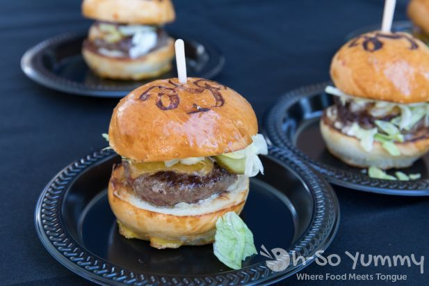 Hundred Proof at San Diego Reader Burgers and Beer 2018