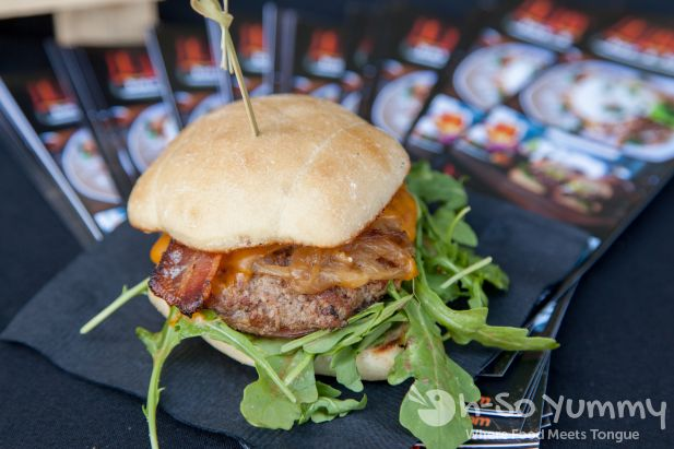 Luce Bar and Grill at Reader Burgers and Beer 2017