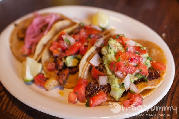 taco tuesday at La Puerta in San Diego