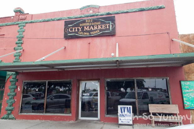City Market in Luling Texas