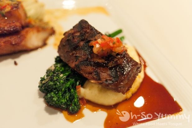 Roy's - Braised Short Ribs of Beef