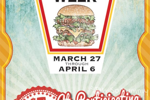 San Diego Burger Week 2015