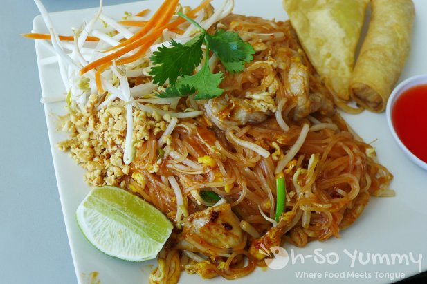 Thai Time III - pad thai