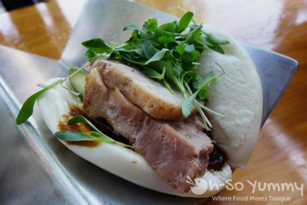 Underbelly - Pork Belly Buns
