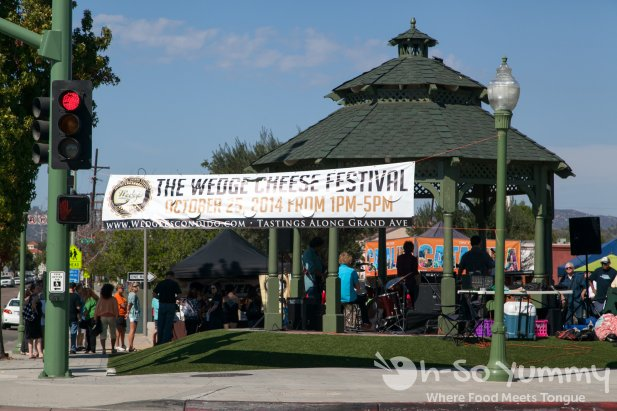 The Wedge Escondido 2014 - tickets and vendors