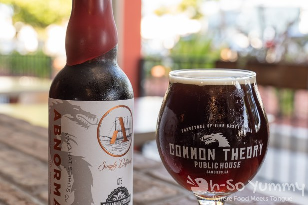 CT5 Brown Ale at Common Theory