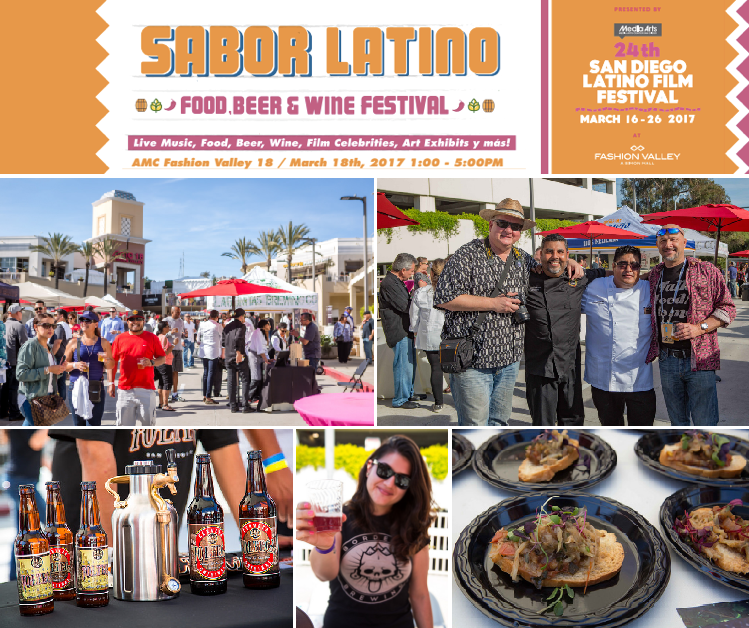 Sabor Latino Food, Beer, and Wine Festival 2017