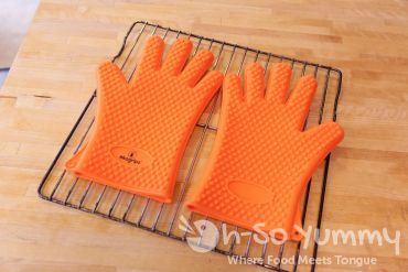 Silicon BBQ Gloves