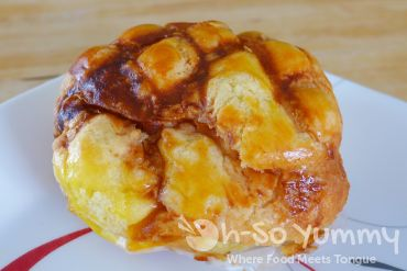 boroh danish from 85C Bakery Cafe
