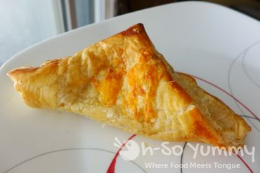 potato cheese pastry from 85C Bakery Cafe