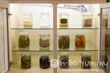 Spice Cabinet at AVANT in Rancho Bernardo Inn