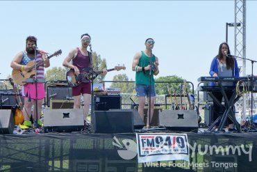 Bacon and Barrels 2014 - Black Crystal Wolf Kids
