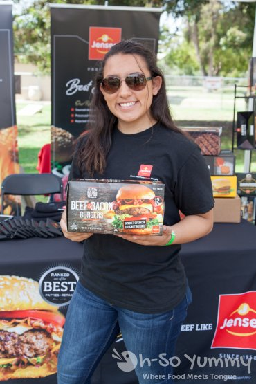 Jenson Beef sponsor of Reader Burgers and Beer 2017
