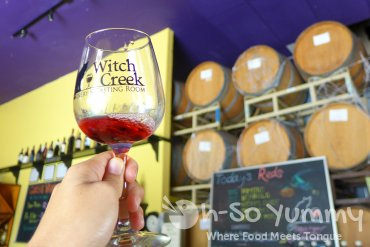 Witch Creek Winery in Carlsbad
