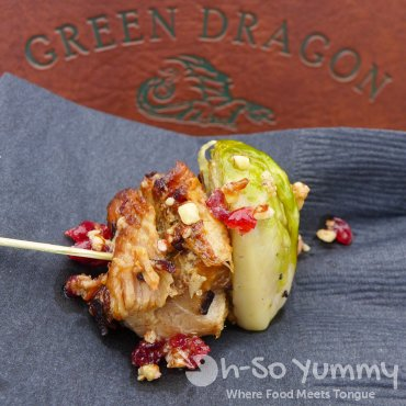Green Dragon at Foodie Fest Encinitas