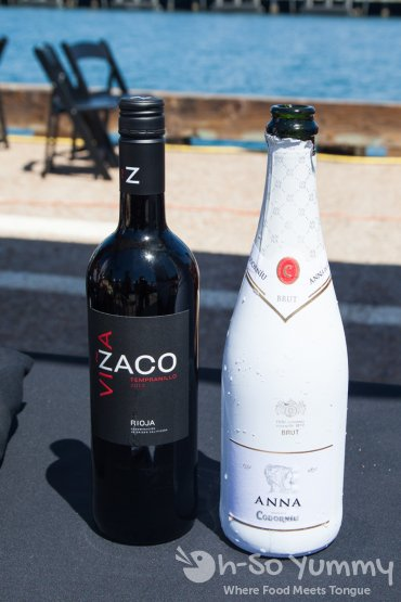 Vina Zaco at Latin Food Fest San Diego