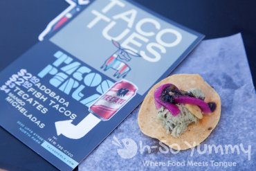 Tacos Perla at Latin Food Fest San Diego