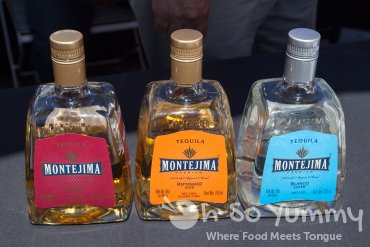 Montejima Tequila at Latin Food Fest San Diego