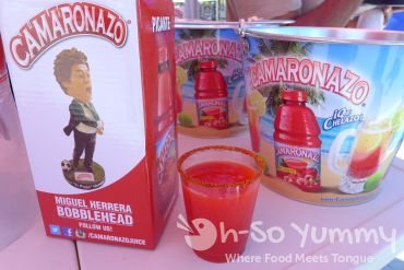 Camaronazo at Latin Food Fest San Diego