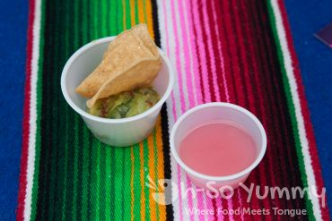 Rosa Mexicano at Latin Food Fest 2015 in Los Angeles