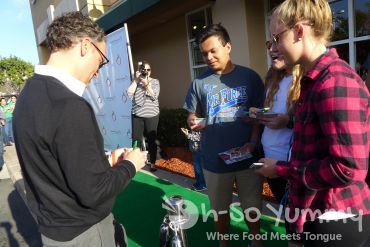 sixth annual farmer's summit for Souplantation in San Diego