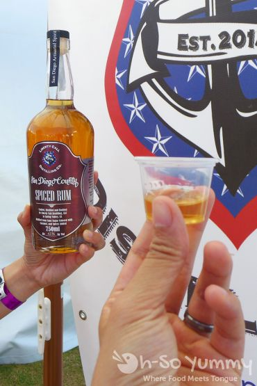 Liberty Call Distilling Co at Harborfest Tacos and Spirits