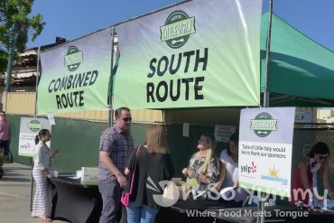 South Route at Taste of Little Italy 2015