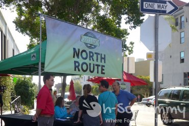 North Route for Taste of Little Italy 2015
