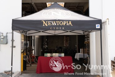 Newtopia Cyder garage
