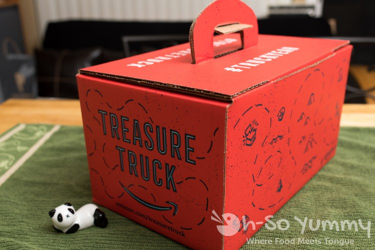 Amazon Treasure Truck Box