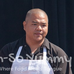 Emmanuel Solimans of Blue Point Coastal Cuisine