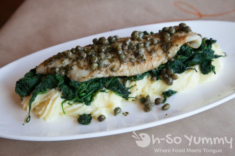 The Girl and the Fig - Wild Flounder
