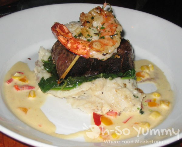 Jakes Del Mar Surf and Turf